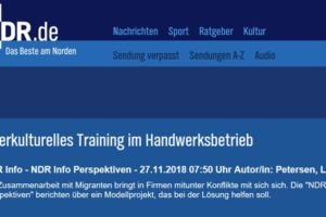 Interkulturelles Training NDR