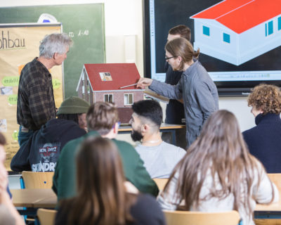 Berufliches Gymnasium Technik – Technisches Gymnasium